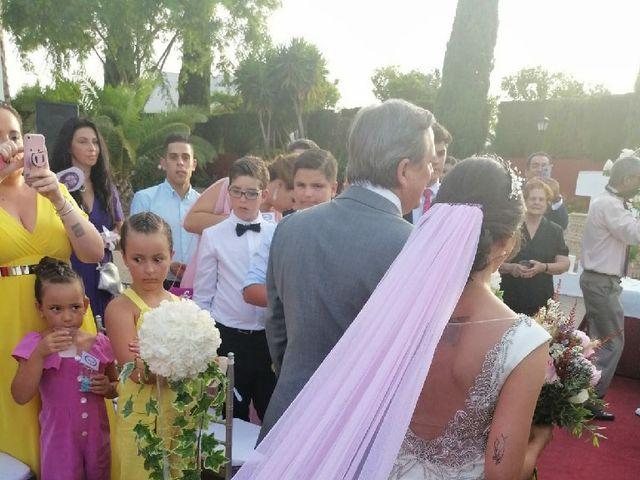 La boda de José y Inma  en Salteras, Sevilla 7