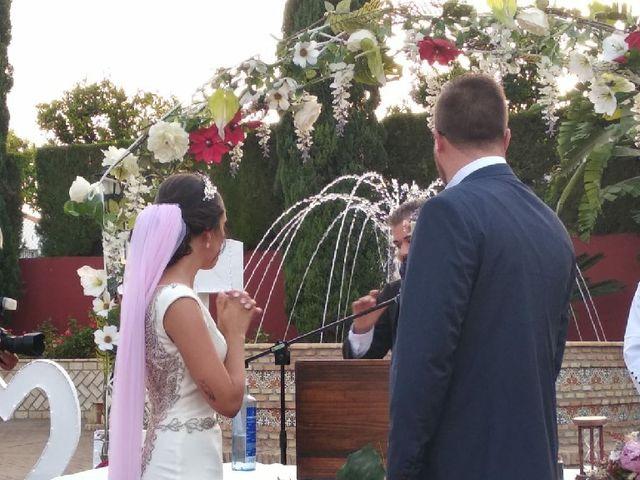 La boda de José y Inma  en Salteras, Sevilla 9