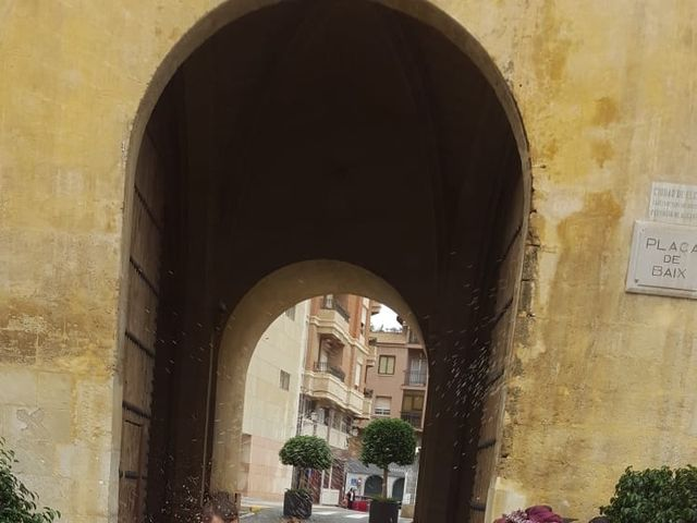 La boda de Jonatan y Lorena en Aspe, Alicante 1