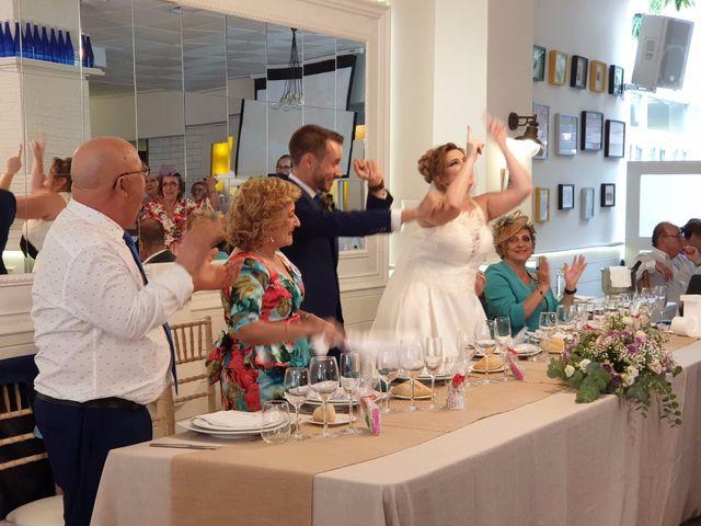 La boda de Jonatan y Lorena en Aspe, Alicante 4