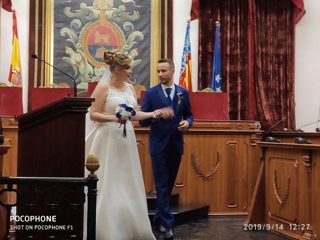La boda de Jonatan y Lorena en Aspe, Alicante 6