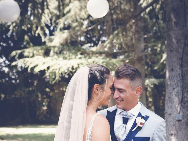 La boda de Alba y Jose
