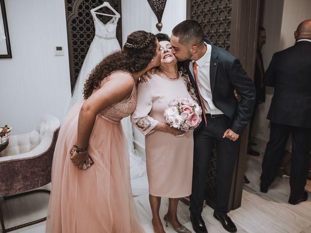 La boda de Angello y Alba en Torre Del Mar, Málaga 20
