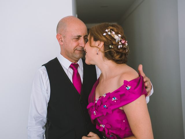 La boda de Angello y Alba en Torre Del Mar, Málaga 22