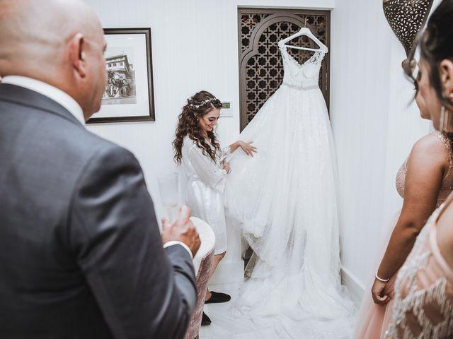 La boda de Angello y Alba en Torre Del Mar, Málaga 23