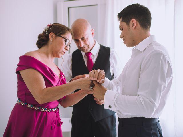 La boda de Angello y Alba en Torre Del Mar, Málaga 36