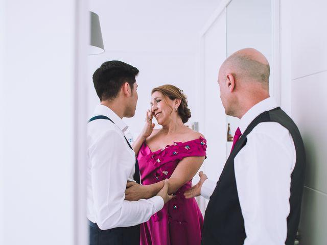 La boda de Angello y Alba en Torre Del Mar, Málaga 40