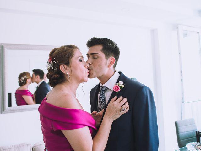 La boda de Angello y Alba en Torre Del Mar, Málaga 56