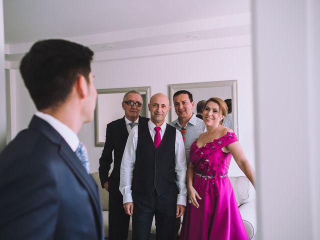 La boda de Angello y Alba en Torre Del Mar, Málaga 57
