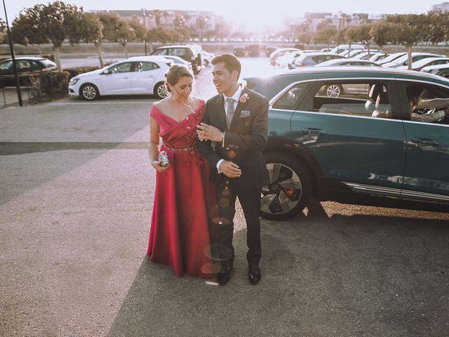 La boda de Angello y Alba en Torre Del Mar, Málaga 77