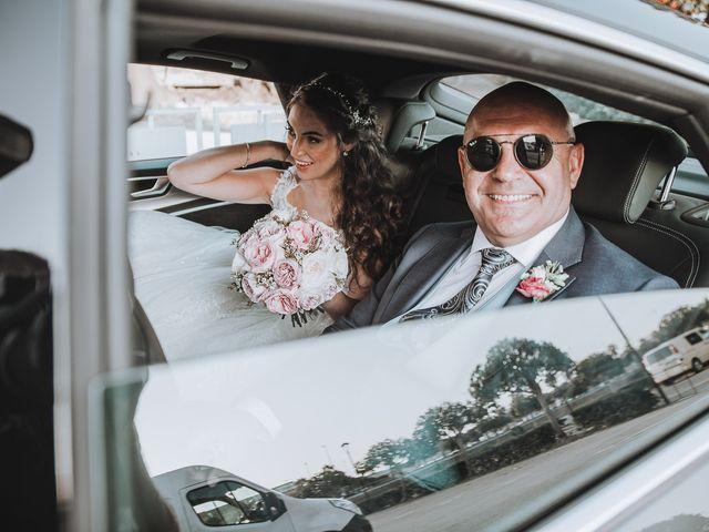 La boda de Angello y Alba en Torre Del Mar, Málaga 80
