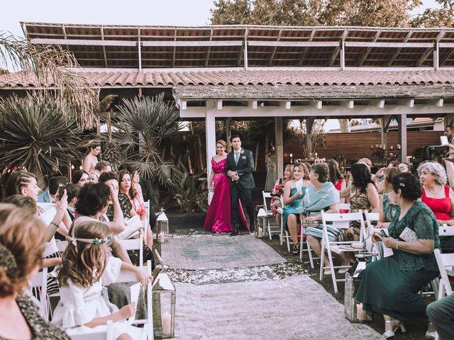 La boda de Angello y Alba en Torre Del Mar, Málaga 83