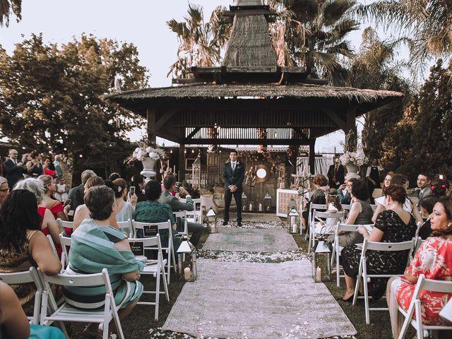 La boda de Angello y Alba en Torre Del Mar, Málaga 85