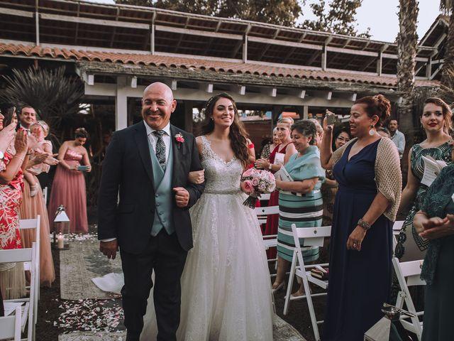 La boda de Angello y Alba en Torre Del Mar, Málaga 92
