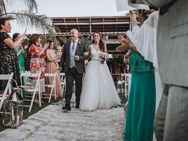 La boda de Angello y Alba en Torre Del Mar, Málaga 93