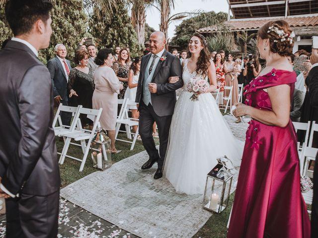 La boda de Angello y Alba en Torre Del Mar, Málaga 95