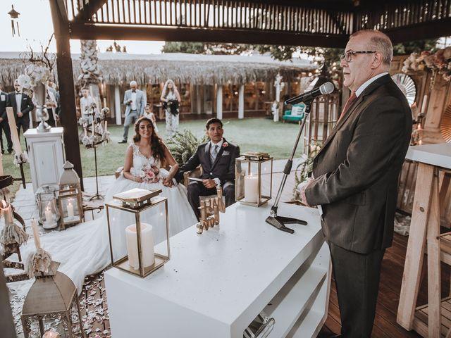 La boda de Angello y Alba en Torre Del Mar, Málaga 97
