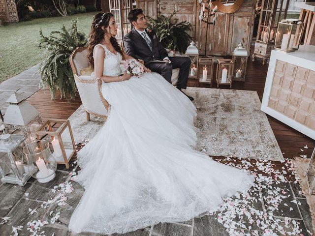 La boda de Angello y Alba en Torre Del Mar, Málaga 100