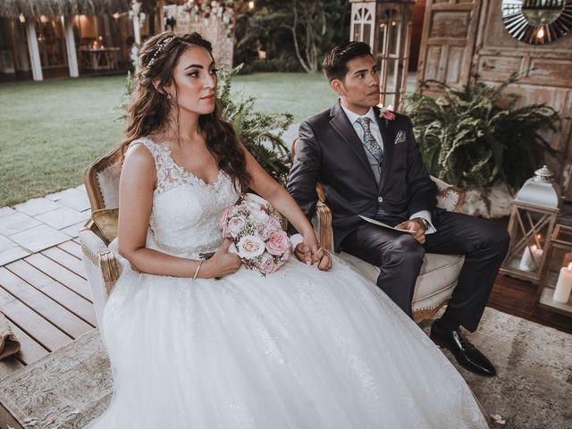La boda de Angello y Alba en Torre Del Mar, Málaga 101