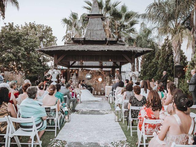 La boda de Angello y Alba en Torre Del Mar, Málaga 102