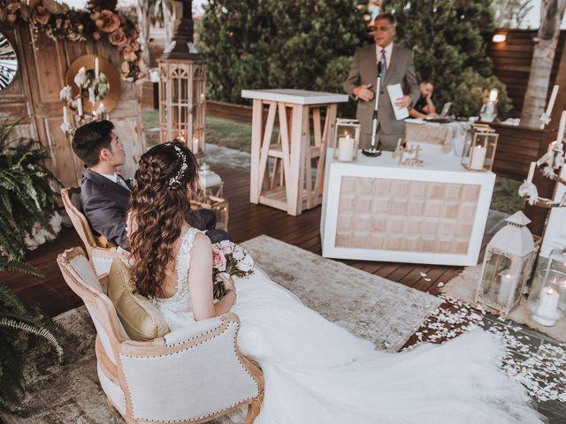 La boda de Angello y Alba en Torre Del Mar, Málaga 104