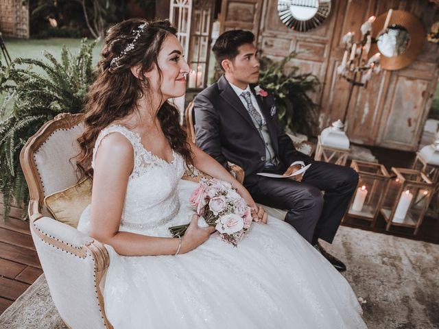 La boda de Angello y Alba en Torre Del Mar, Málaga 105