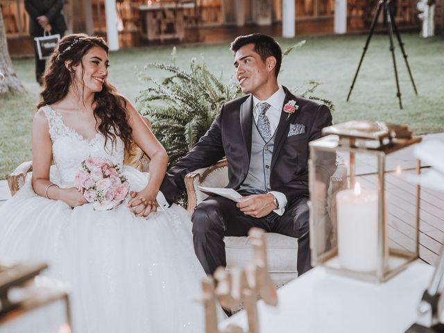 La boda de Angello y Alba en Torre Del Mar, Málaga 109
