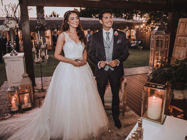 La boda de Angello y Alba en Torre Del Mar, Málaga 110