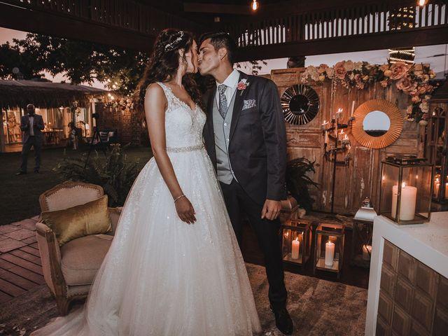 La boda de Angello y Alba en Torre Del Mar, Málaga 113