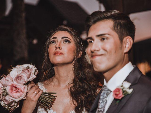 La boda de Angello y Alba en Torre Del Mar, Málaga 116