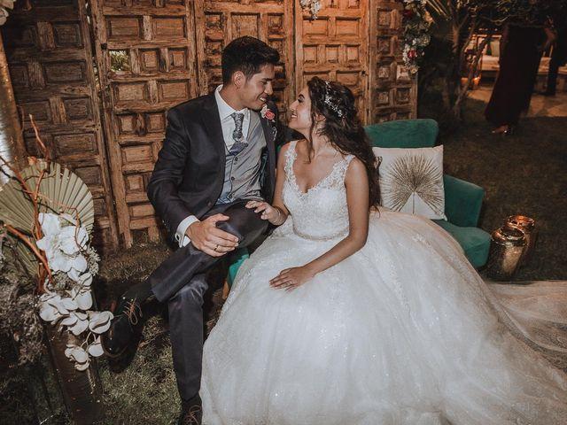 La boda de Angello y Alba en Torre Del Mar, Málaga 122
