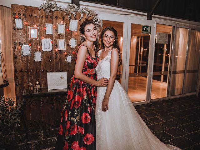 La boda de Angello y Alba en Torre Del Mar, Málaga 129