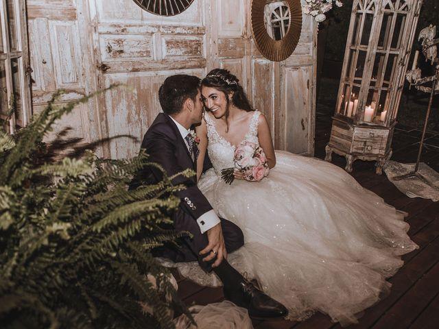 La boda de Angello y Alba en Torre Del Mar, Málaga 155