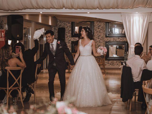 La boda de Angello y Alba en Torre Del Mar, Málaga 159