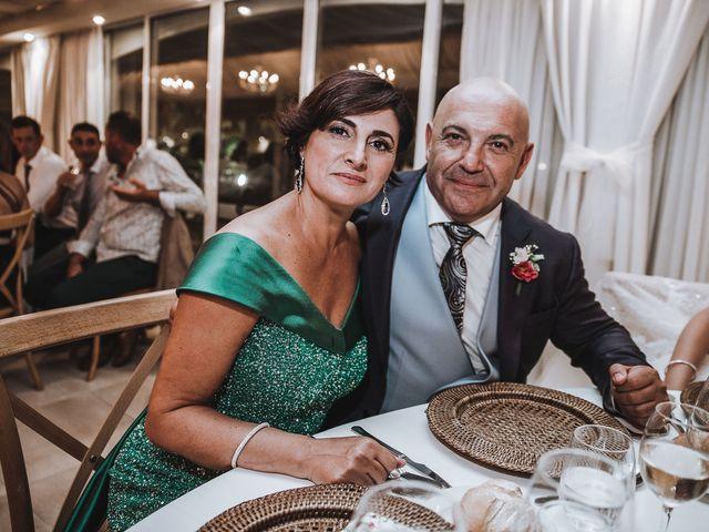 La boda de Angello y Alba en Torre Del Mar, Málaga 162