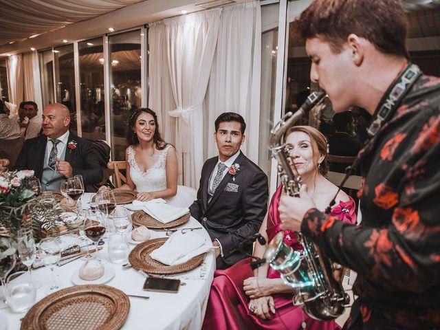 La boda de Angello y Alba en Torre Del Mar, Málaga 164