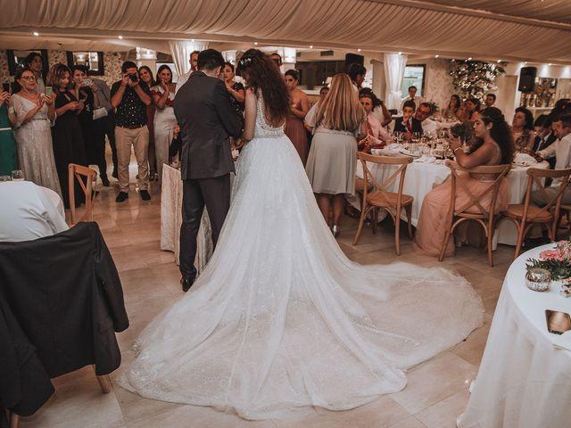 La boda de Angello y Alba en Torre Del Mar, Málaga 176