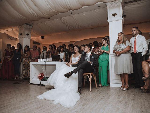 La boda de Angello y Alba en Torre Del Mar, Málaga 197