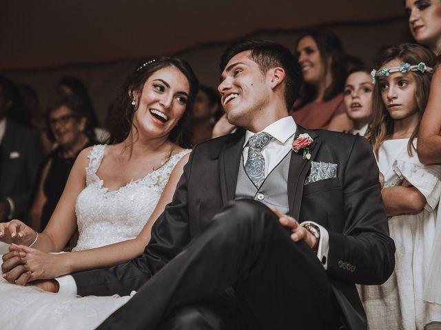 La boda de Angello y Alba en Torre Del Mar, Málaga 198