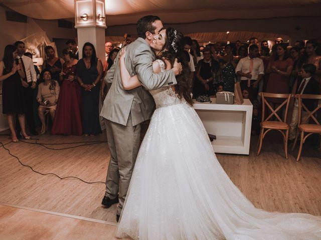 La boda de Angello y Alba en Torre Del Mar, Málaga 200