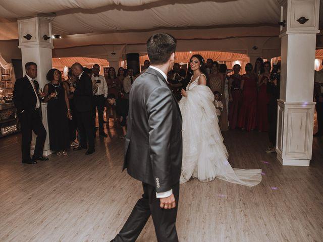 La boda de Angello y Alba en Torre Del Mar, Málaga 203