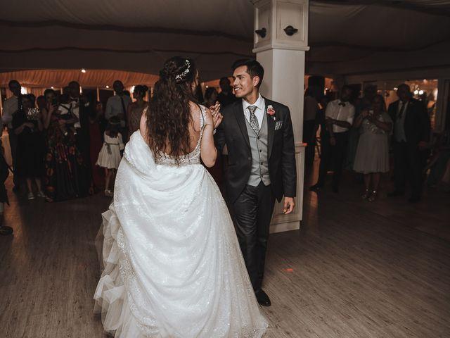 La boda de Angello y Alba en Torre Del Mar, Málaga 204