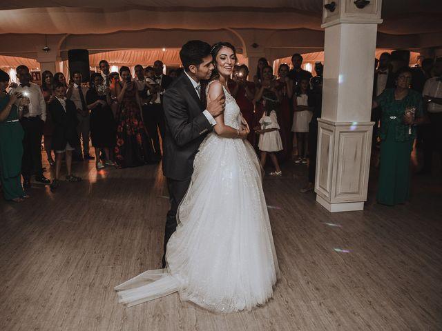 La boda de Angello y Alba en Torre Del Mar, Málaga 205
