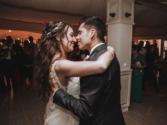 La boda de Angello y Alba en Torre Del Mar, Málaga 206