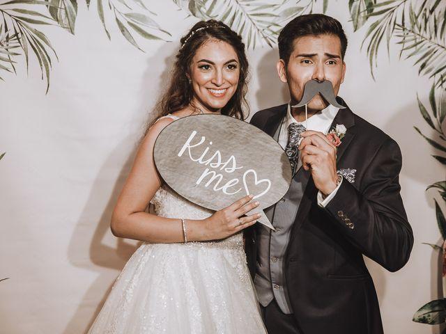 La boda de Angello y Alba en Torre Del Mar, Málaga 215