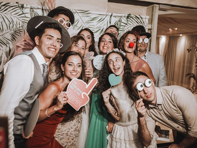 La boda de Angello y Alba en Torre Del Mar, Málaga 217