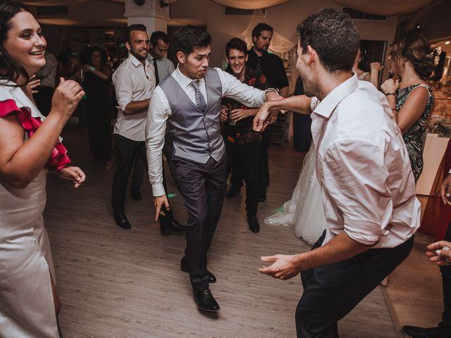La boda de Angello y Alba en Torre Del Mar, Málaga 222