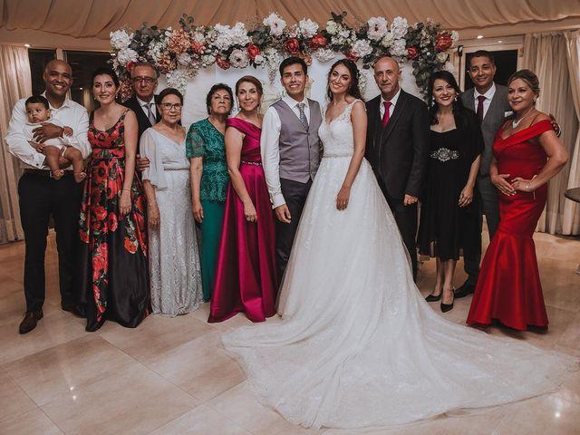 La boda de Angello y Alba en Torre Del Mar, Málaga 234