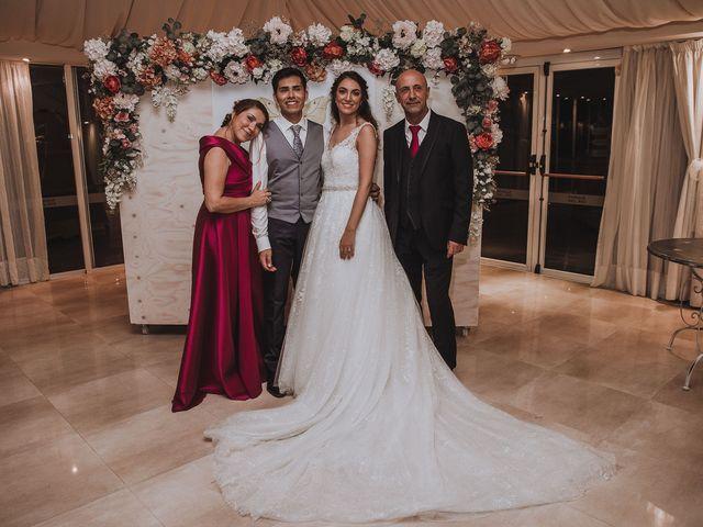 La boda de Angello y Alba en Torre Del Mar, Málaga 235