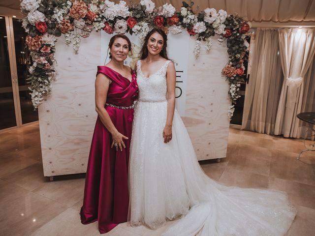 La boda de Angello y Alba en Torre Del Mar, Málaga 236